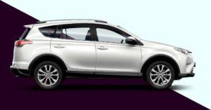 Toyota Hering Hybrid szalonautók óriási kedvezménnyel rav4 hybrid